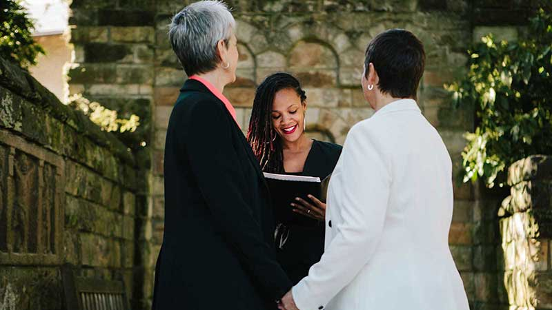 Washington DC Officiant