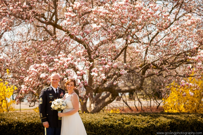 Washington DC Elopement Ceremony