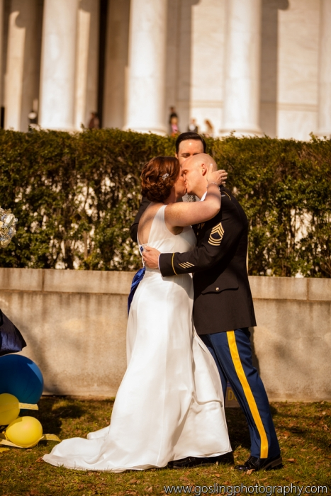 Wedding Ceremony Officiant in Washington DC