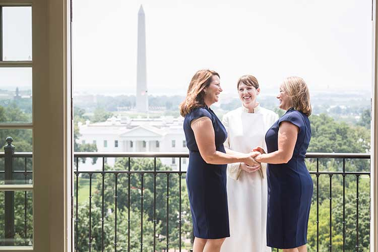 DC Hay Adams Elopement
