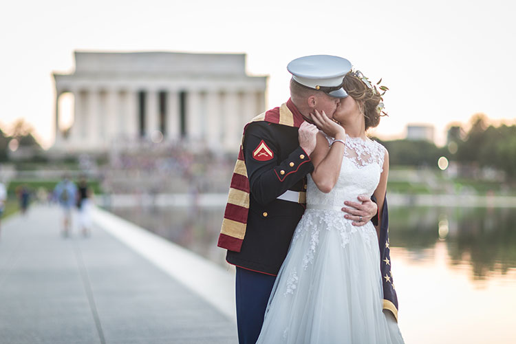 DC Military Wedding