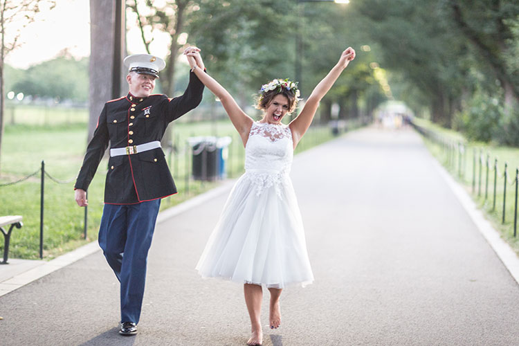 Get Married on the National Mall in DC