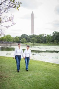 Washington DC Lesbian Marriage Photos