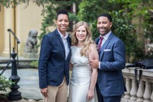 DC Spanish Steps Wedding Officiant