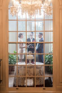 DC Woodrow Wilson House Elopement Ceremony