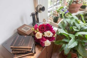 DC Woodrow Wilson House Wedding Flowers