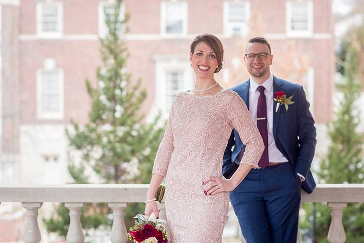 DC Woodrow Wilson House Wedding Photos